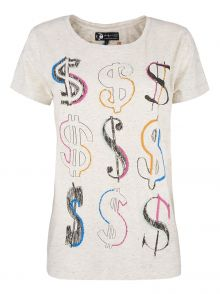 T-Shirt Andy Warhol by Pepe Jeans Tropico