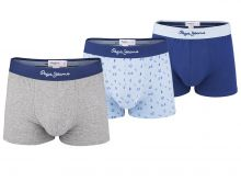 Pepe Jeans Underwear Cotton Perry 3 Pack