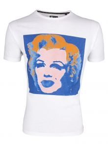 T-Shirt Andy Warhol by Pepe Jeans Portrait