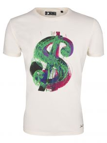 T-Shirt Andy Warhol by Pepe Jeans Dollar