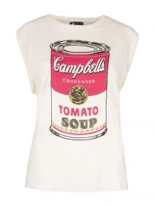 T-Shirt Andy Warhol by Pepe Jeans Sundy