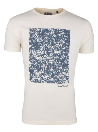 T-Shirt Andy Warhol by Pepe Jeans Rally