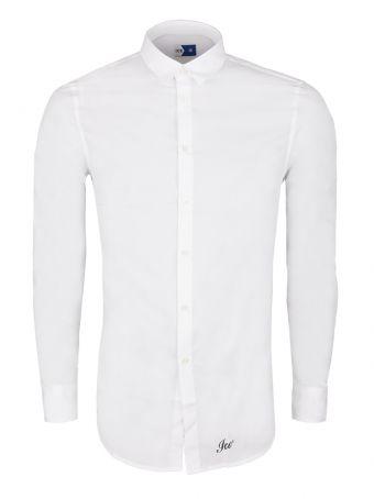 Biała koszula na komunię dla taty