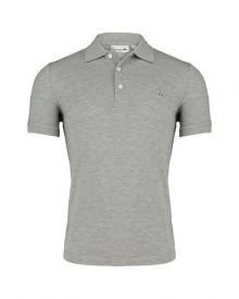 Koszulka Polo Lacoste Grey Slim Fit