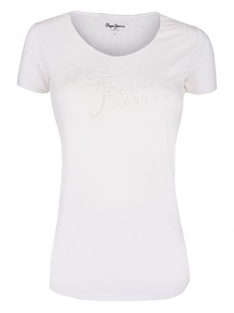 T-Shirt Pepe Jeans Kate White