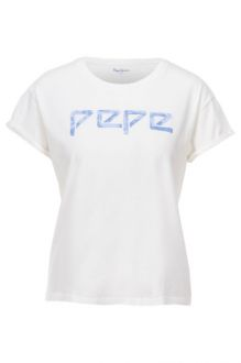 T-Shirt Pepe Jeans Irina Light Blue