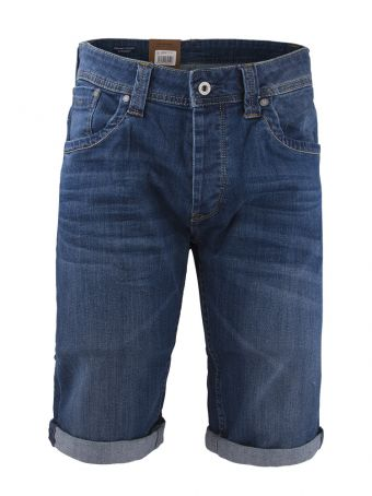 Spodenki Pepe Jeans Cash Short Blue