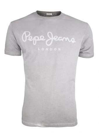 T-Shirt Pepe Jeans West Sir Black