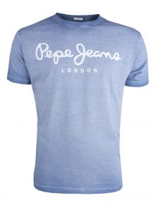 T-Shirt Pepe Jeans West Sir Blue