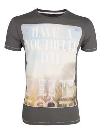 T-Shirt Pepe Jeans Hackney Grey