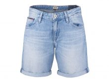 Szorty Tommy Hilfiger Denim Ruby Short Light Blue