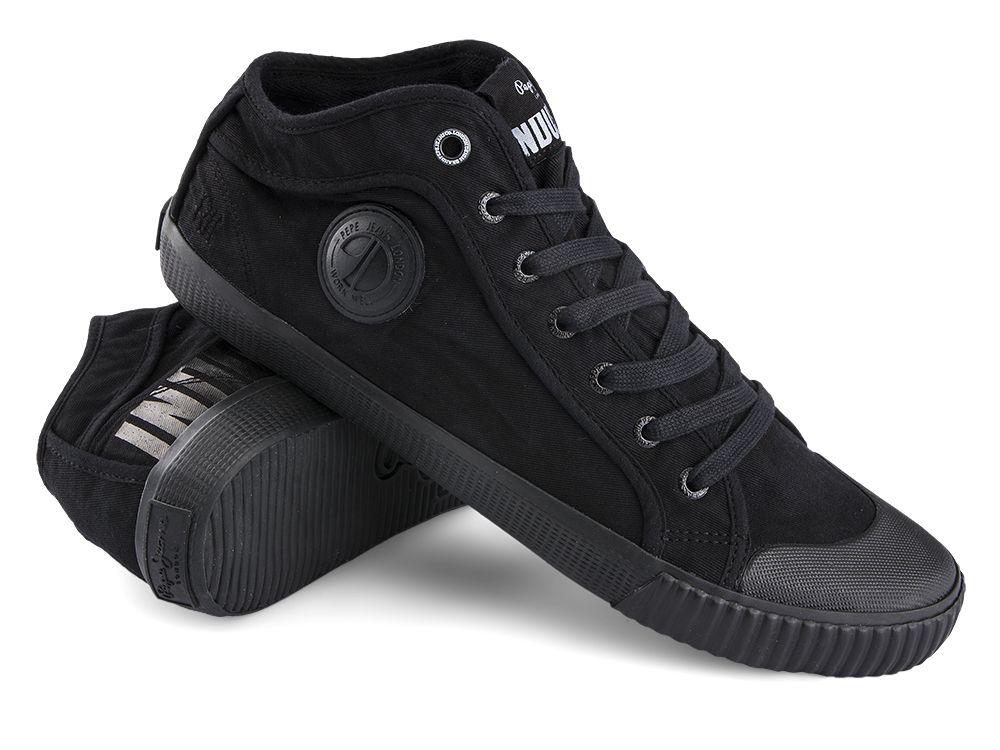 Trampki Pepe Jeans Industry Routes Black sklep Visciola