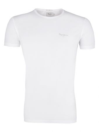 T-Shirt Pepe Jeans Original Basic White