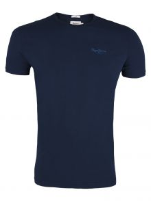 T-Shirt Pepe Jeans Original Basic Blue