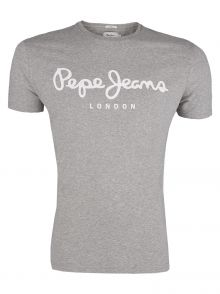 T-Shirt Pepe Jeans Original Stretch Grey
