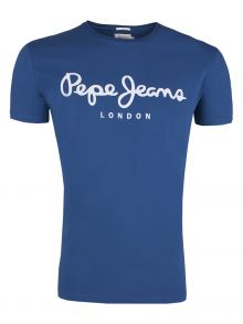 T-Shirt Pepe Jeans Original Stretch Blue
