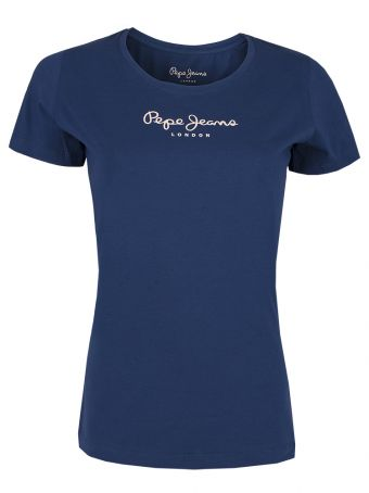 T-Shirt Pepe Jeans New Virginia Dark Blue