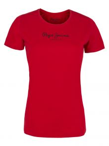 T-Shirt Pepe Jeans New Virginia Red