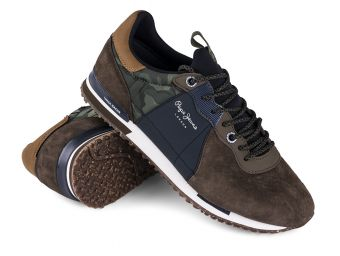 Sneakersy Pepe Jeans Tinker Racer Mix