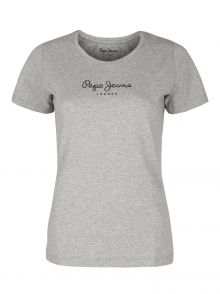 T-Shirt Pepe Jeans New Virginia Grey