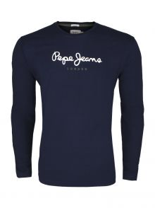 T-Shirt Pepe Jeans Eggo Long Dark Blue