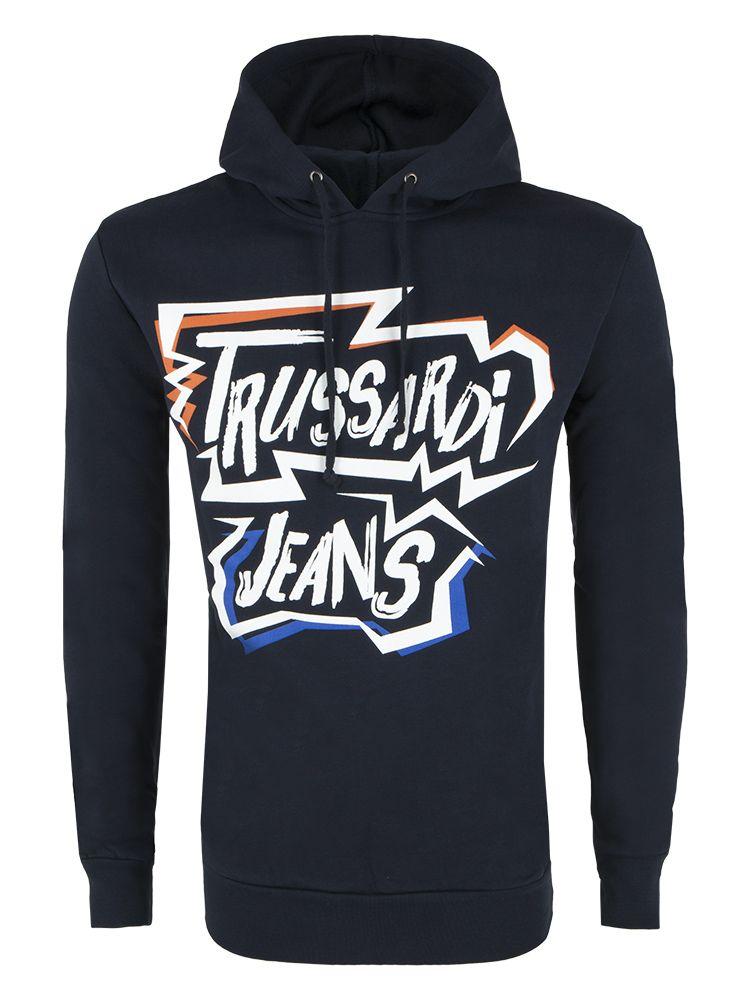 d632af38e Bluza z kapturem Trussardi Jeans - sklep Visciola Fashion