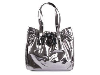 Metalowe najmodniejsze torebki