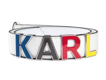 PASEK DAMSKI KARL LAGERFELD