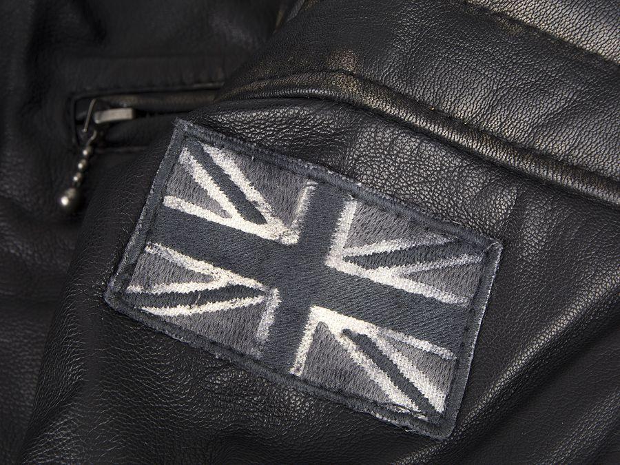 0054a84a88438 Skórzana kurtka Pepe Jeans Paul Black - sklep Visciola Fashion