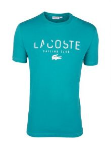 T-Shirt Sailing Club Lacoste Regular Fit