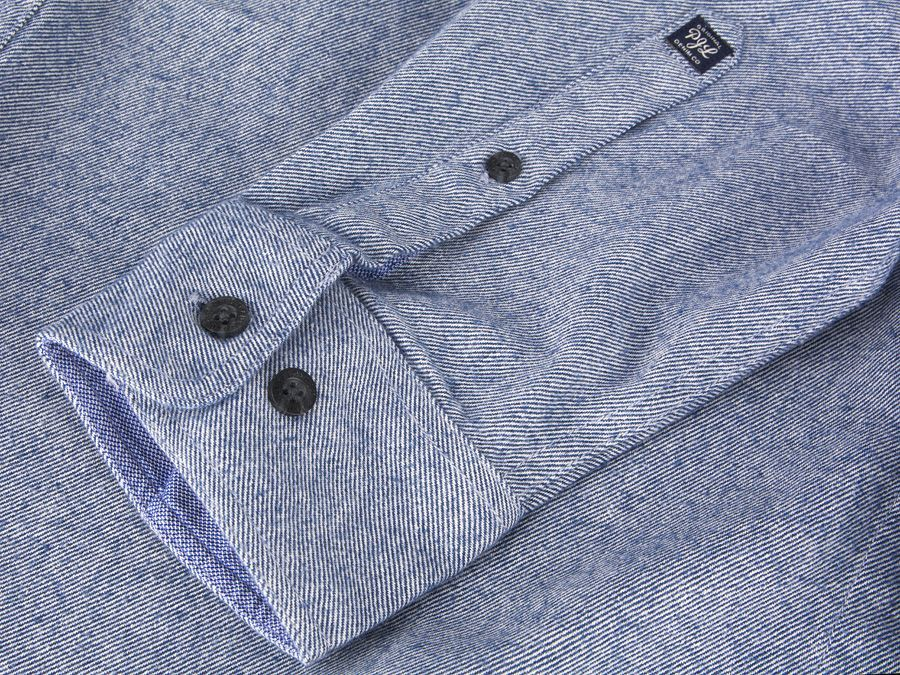 Koszula jeansowa Duke of London 5XL czarna 5403322562